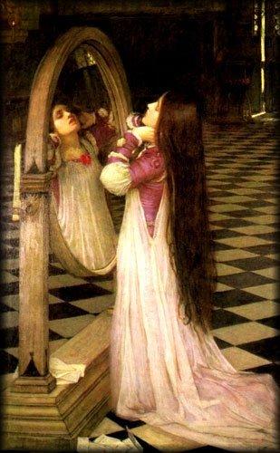 Le miroir des mots rien que des mots for Je me regarde dans le miroir